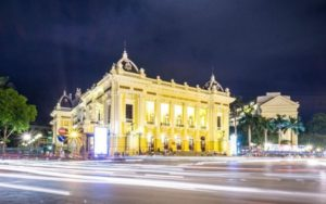 Grand Opera House Hanoi