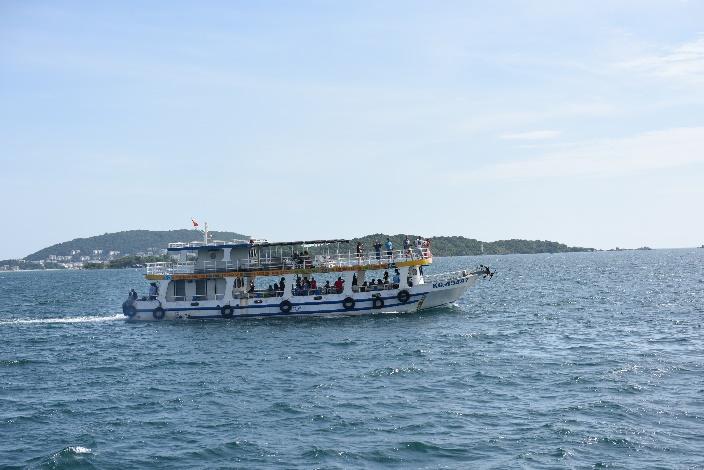 Phu Quoc Boat Tour