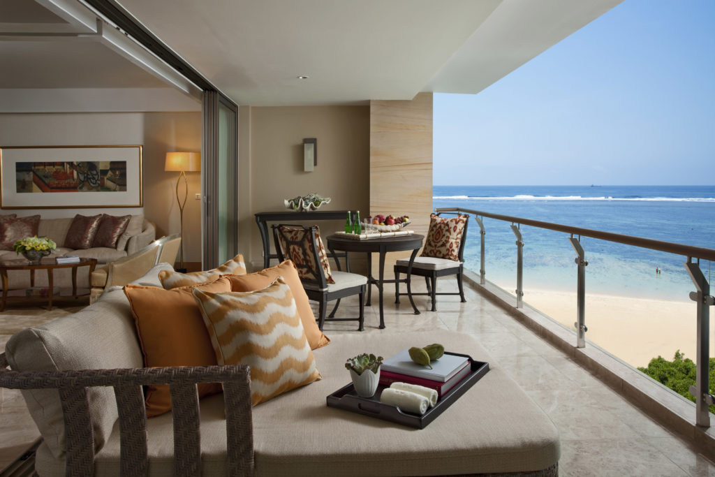 Mulia Resort Bali Earl Suite Patio
