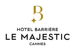 hotel barriere le majestic cannes logo